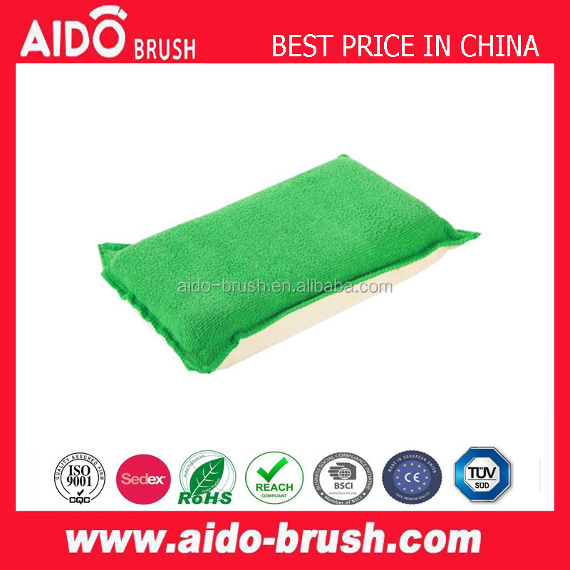 AD-0158 Microfiber cloth car washing towel /sponge