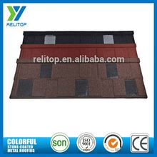 High Quality Al-Zinc Sand Chip Coated Wholesale Roofing Shingles