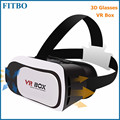 Professional ! 3D Video Movie game vr box 3d glasses for Apple 5 5S Samsung S8 S7