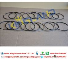 Bulldozer diesel engine 4D120 piston rings set 6110302302 6110-30-2302