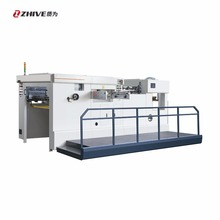 Digital automatic flatbed die cutting and creasing machine | manufacturer