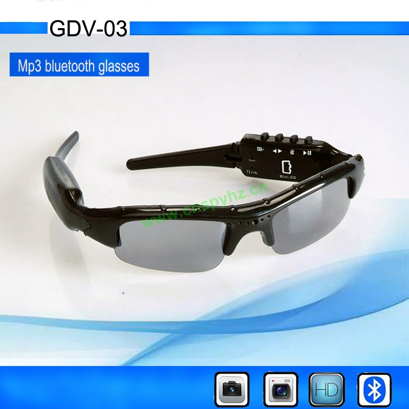 TV- OUT 720P HD camera, eyewear with camera, glasses camera with remote control DVG-03
