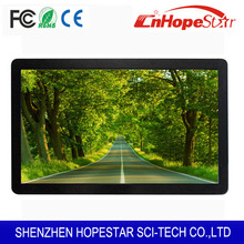 Hot selling tft bus monitor low cost desktop lcd advertising player advertising media player