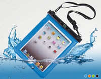 2014 new design PVC waterproof ipad bag