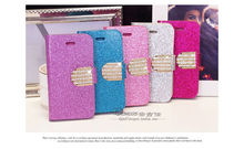 2013 Hot selling wallet leather case for phone 5S,for apple phone 5 leather case for phone