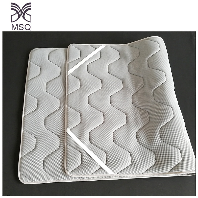 Breathable Anti-Static Quilted 3d air mesh Fabric Mattress - Jozy Mattress   Jozy.net