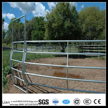 hot dipped galvanzied portable sheep and goat panels pan panels goat fence panel for sale