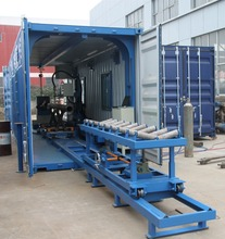 Movable Pipe Spooling Fabrication Line