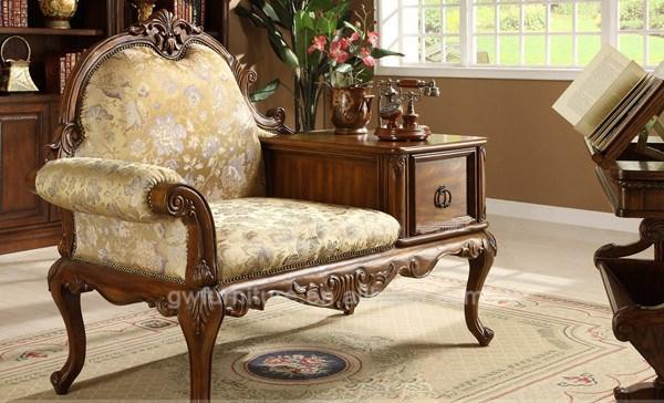 Living Room Furniture European Style european style living room furniture telephone chair telephone