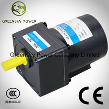 0.18KW ac induction motor 220v ac motor low rpm 104mm ac geared motor 230v