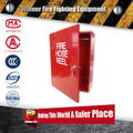 Market hot sell Metal fire protection cabinet for fire hose