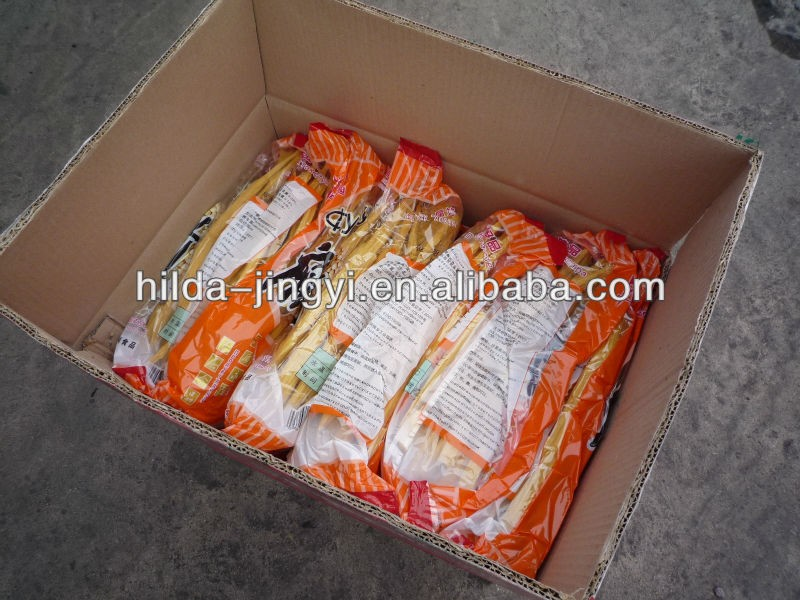 Chinese Traditional Food Soya Bean Stick Bean Curd Stick