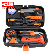 Portable 17 in 1 electrician craftsman industrial auto emergency repairing tool set kit