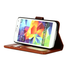 For samsung galaxy s5 cover case with stand function