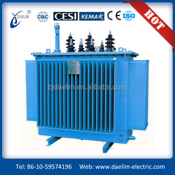 Top valur three phase oil immersed 35kv 800kva distributing transformer with certification and test report