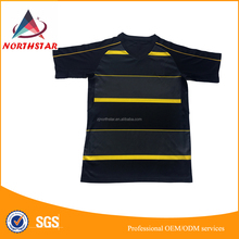 Top thailand quality soccer jersey with competitive price made in China.