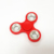 Wholesale high quality 3 leaves wind spinner aluminum metal LED light hand spinner