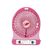 Mini USB portable Electric Fan with Battery