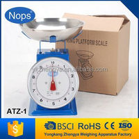 30kg China Manufacturer Mechanical Weighing Scale /Mechanical Spring Scale