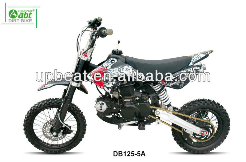 125cc dirt bike DB125-5A Use Yamaha engine