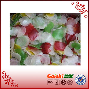 Colored Prawn Cracker Dried Shrimp Chips