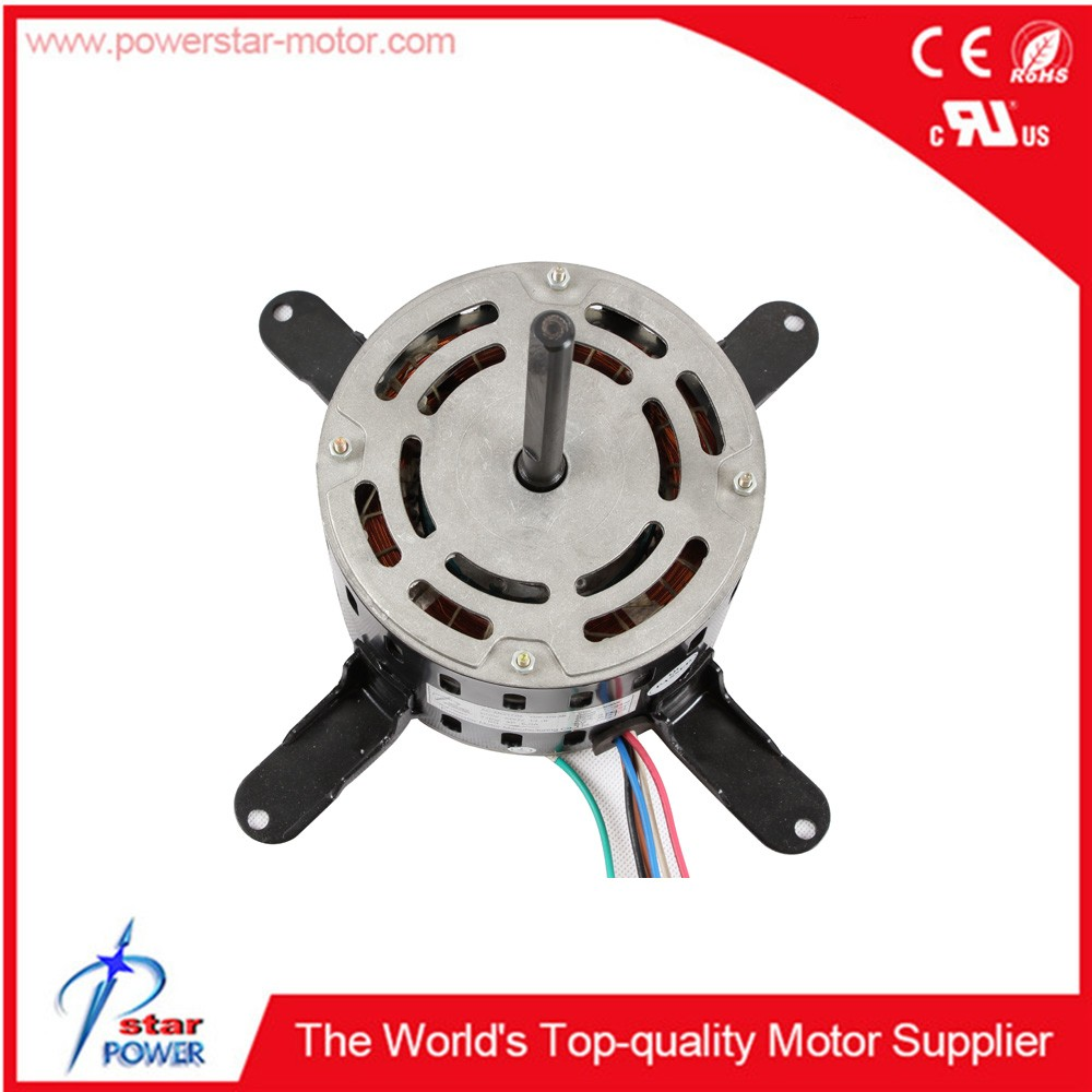 550W thermal protection single phase air mover motor