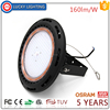 Black cover industrial waterproof 240w led UFO high bay light
