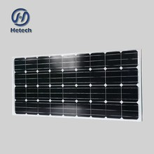 High efficiency solar cell 140W Monocrystalline Solar Panel for home using