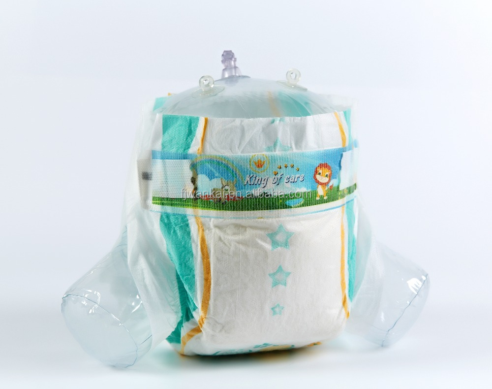 China supplier sleeping baby diaper soft and comfortable baby diapers lovely baby diaper