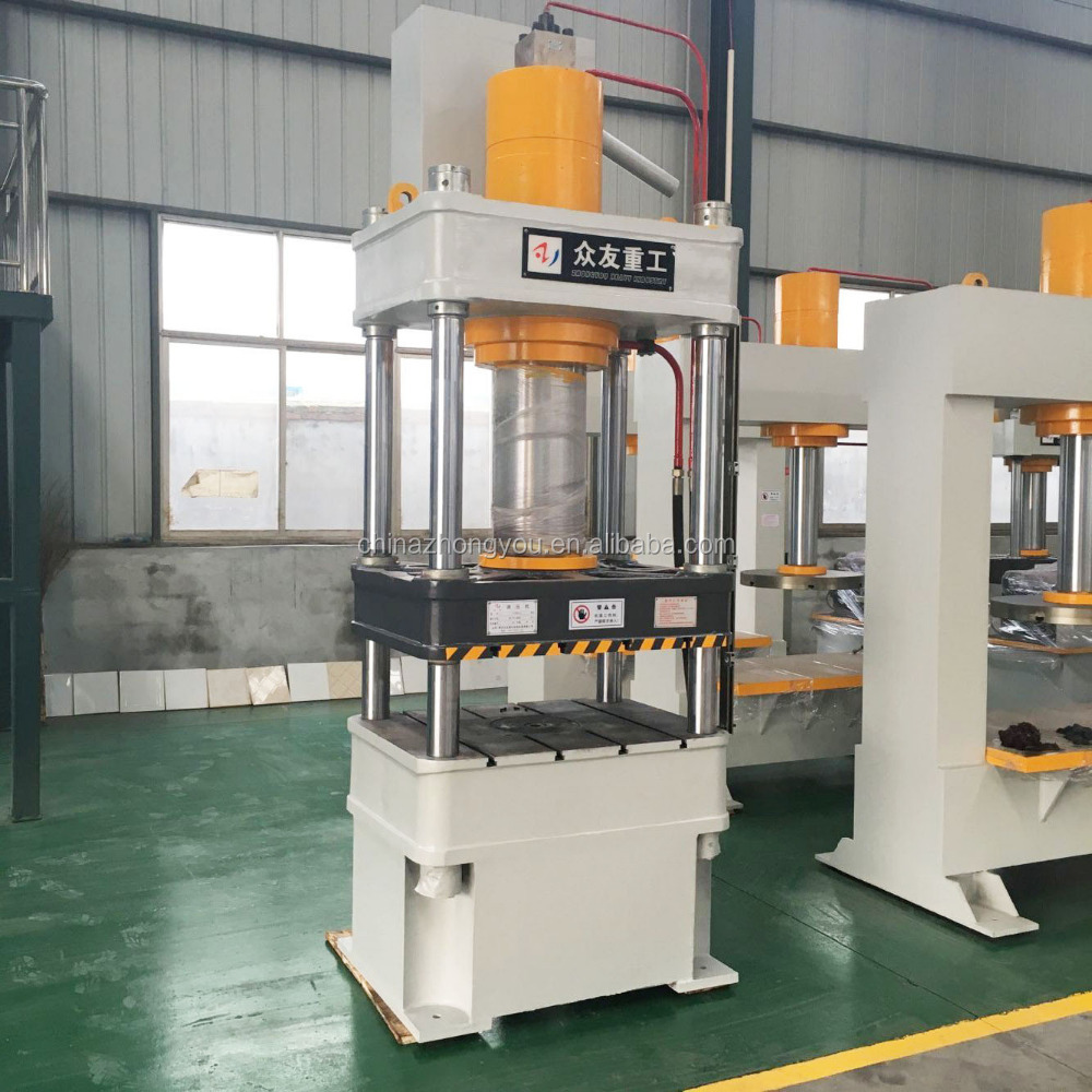 Zhongyou Brand best quality hydraulic press machine 200 250 ton