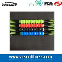 Ningbo ABS Muscle Pain Massager.Yoga Roller Stick. Massage Stick