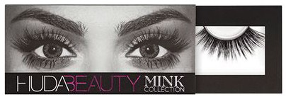3D Fake Eyelashes 100% Authetic Siberian Mink Fur Hand-made False Lashes