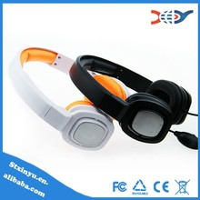 2015 ear covered big earmuff headphone with bass sound top quality wholesale
