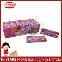High Quality Fruit Flavor Hello Kitty Hard Candy