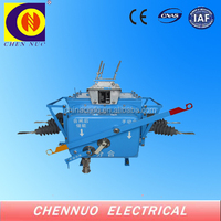 chennuo produce 630a high voltage vacuum circuit breaker