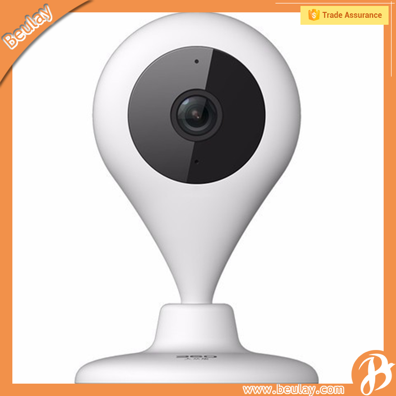 New 360 Degree 1080P Smart Wifi Infrared Mini HD Camera With Speaker