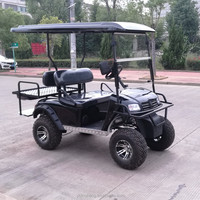 4 passenger off road type 250CC gas golf cart for sale