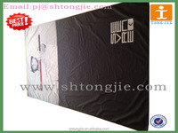 Custom logo printed Cape Banners /National Body Flag/Body Flag