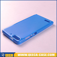 Cheap price candy color tpu back case cover for huawei g735