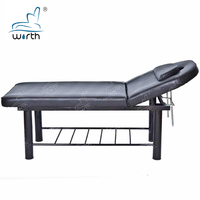 2015 factory spa facial bed metal massage bed