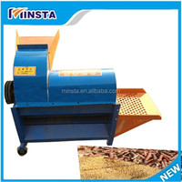 Small Corn sheller / Corn husk peeling machine / Corn husk remove machine