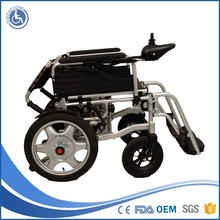 2105 lastest electric wheelchair energy saved with lead-acid battery 2*12V12AH