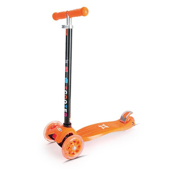 Adjustable Mini T-bar 3 Wheels Kids Scooter