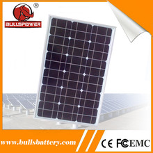 Hot selling 20w solar panel price with affordable transparent glass