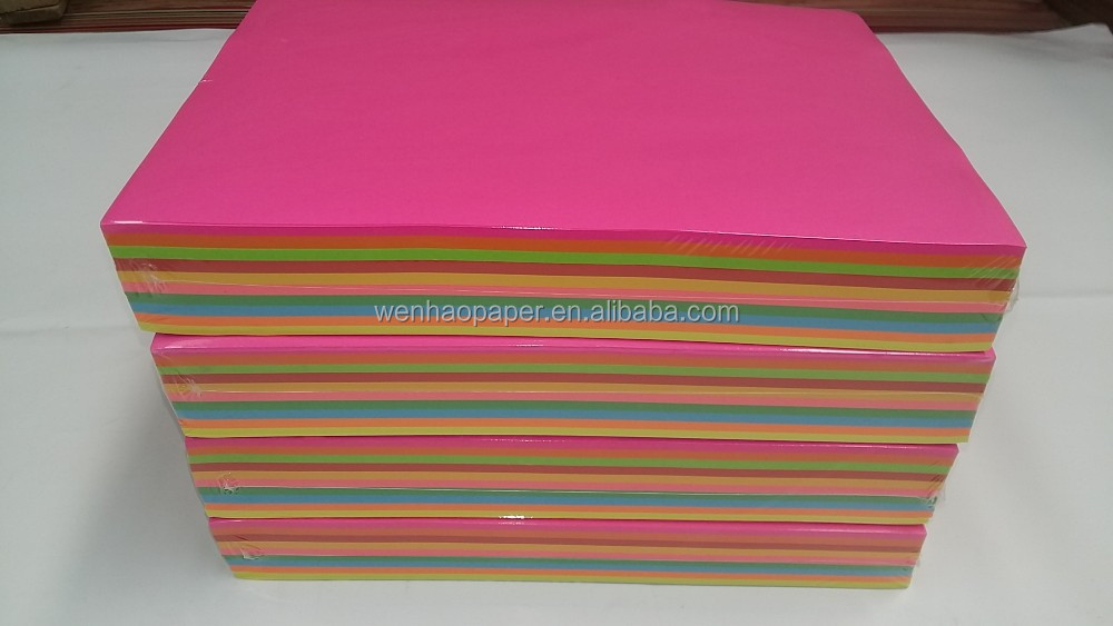 Paper mill sales directly colour cardboard