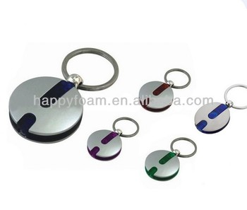 Promotional mini led flashlight keychain