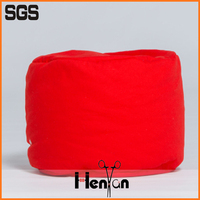 wholesale custom rings leather ottoman pouf