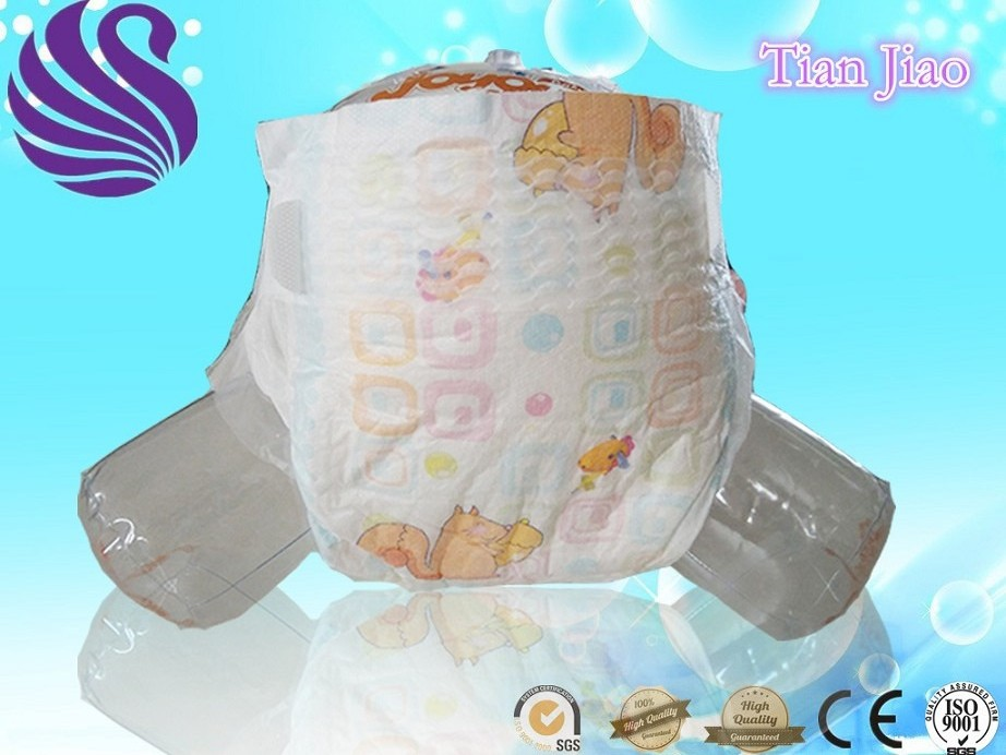 Cheap Factory Wholesale Price Super dry nice disposable baby diaper