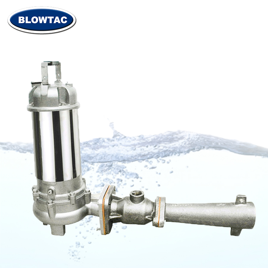 Taiwan 5.5Kw 7.5Hp submersible water pump