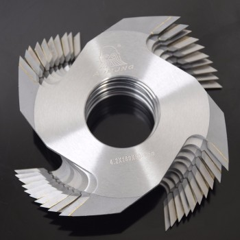 160*4.0*50*2T / 4T Finger joint cutter for wood jointing